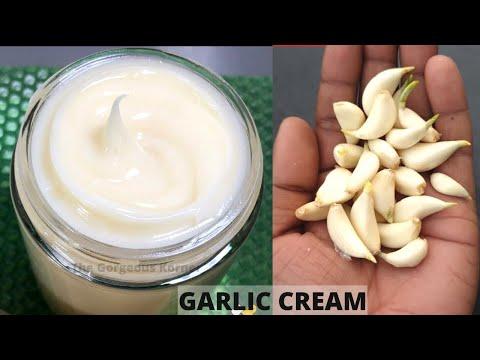 diy-garlic-cream-|-remove-dark-spots-&-pigmentation-|-skin-brightening-cream-|-झाईयां-हटाने-की-क्रीम
