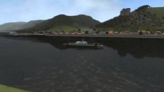 River Simulator 2012 (Официальный трейлер)