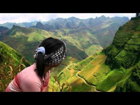 Phong cảnh Hà Giang.