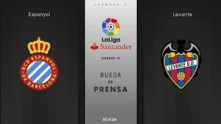 Video Gol Pertandingan Espanyol vs Levante