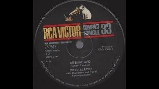 Dore Alpert (Herb Alpert) - Dreamland - 1961 Teen Pop on RCA Victor Compact 33 pressing