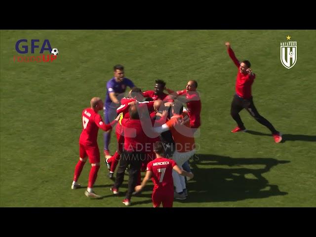 VICTORIA HOTSPURS FC vs NADUR YOUNGSTERS FC: 3-2