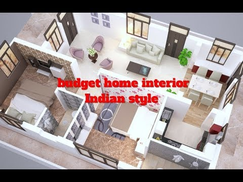 Best Small House Interior Design Idea Indian Style | Budget Home Interior