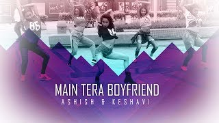 Main Tera Boyfriend Dance Choreography | RAABTA | Ashish Keshavi