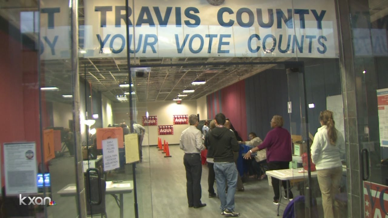 Local voter registrars take action after Texas SOS report