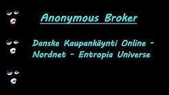 Danske Kaupankäynti Online - Nordnet - Entropia Universe