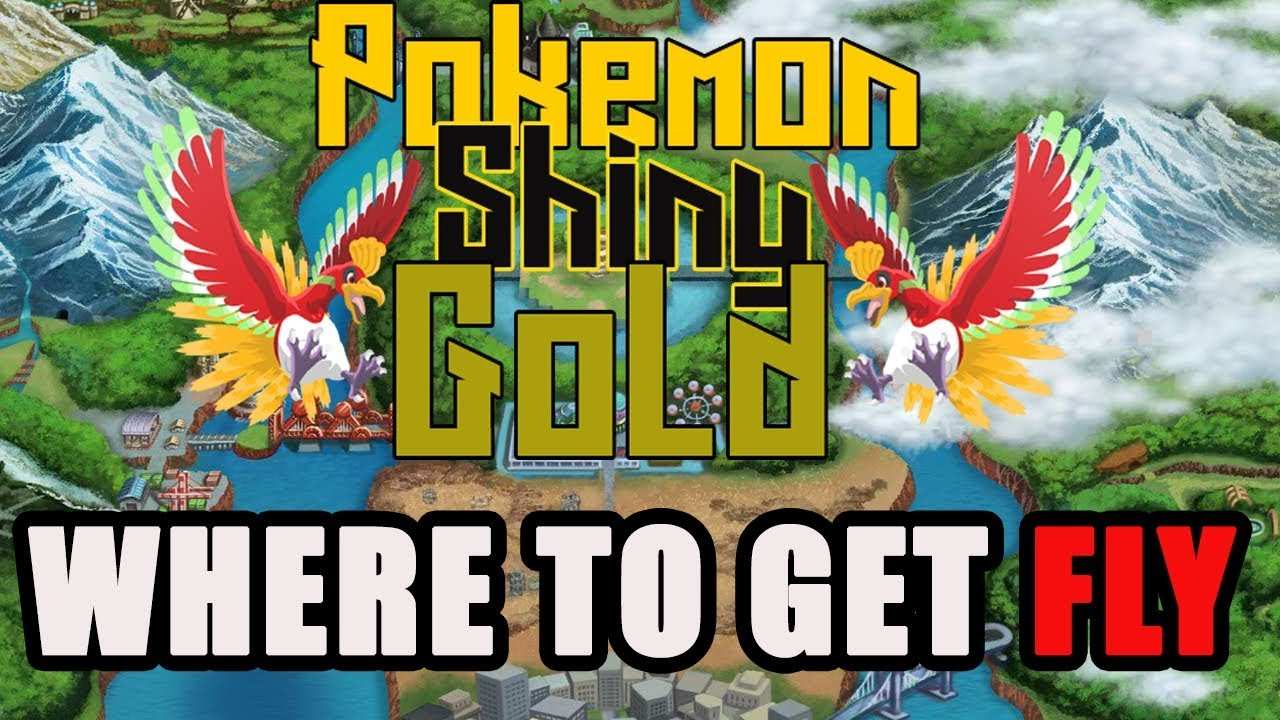 how to get shiny gold
