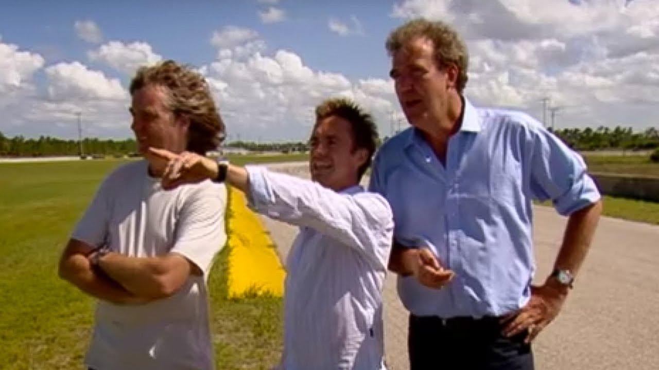 Download US Road Trip   Lap & Braking challenge   Top Gear