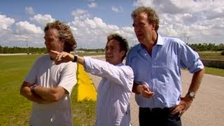 US Road Trip | Lap & Braking challenge | Top Gear
