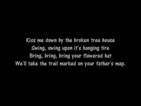 The Fray - Kiss me (Original Song from Jason Walker) [Lyrics on Screen]