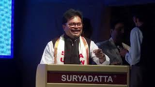 Shri. Asit Kumar Modi ji, was invited at SGI's 21st Foundation Day 2019