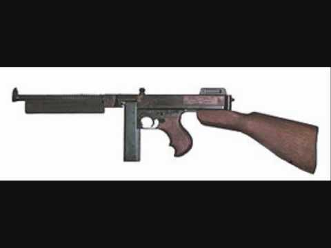 american submachine guns