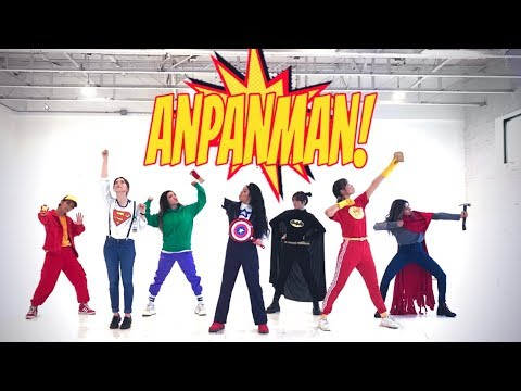 [EAST2WEST] BTS (방탄소년단) - ANPANMAN Dance Cover (Halloween Special) 🎃👻🧛‍♂️