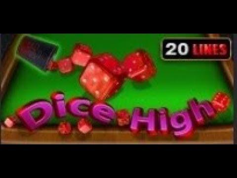 Dice High Slot Machine