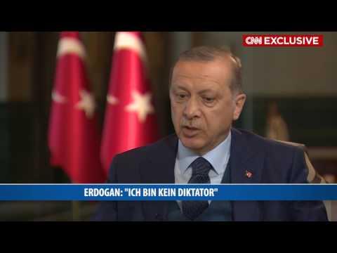"""Erdogan: """"Ich bin kein Diktator"""""""