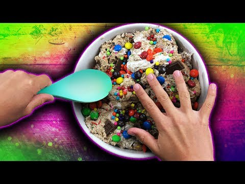 how to make marshmallow slime recipe