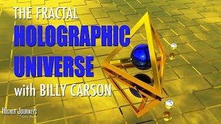 Billy Carson Shares Astonishing Details about Our (Holographic) Universe