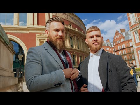 Moustache Mountain promise to show Undisputed ERA what British Strong Style is all about