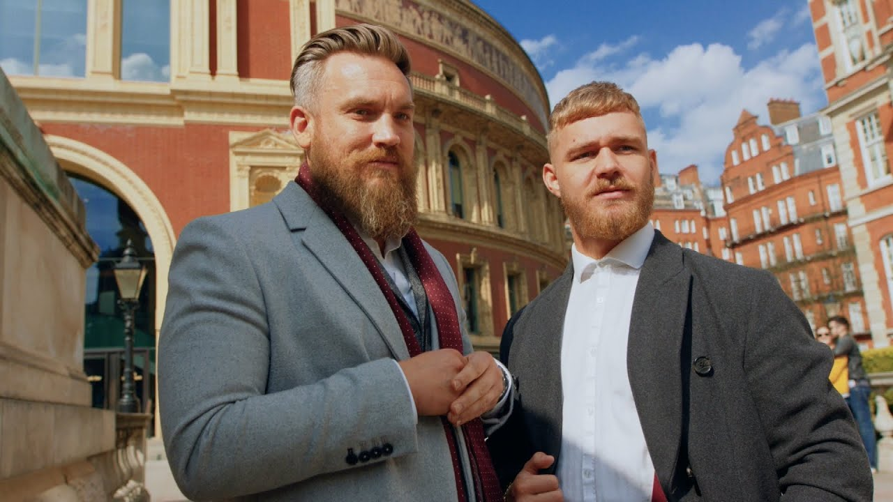 fa5a2d627acf Moustache Mountain promise to show Undisputed ERA what British Strong Style  is all about