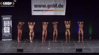 Männer Leichtgewicht 16. GNBF Deutsche Meisterschaft 2019