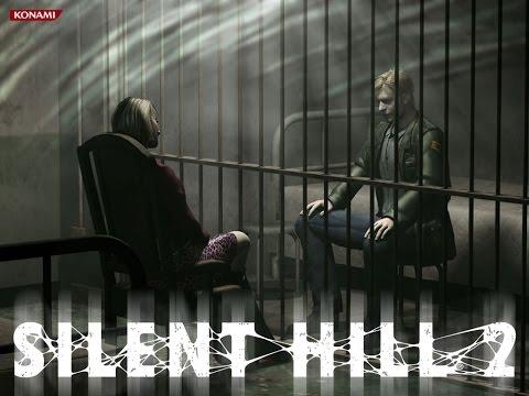 Silent Hill 2 Puzzle das Caras Manhosas e encontro com Maria na prisão