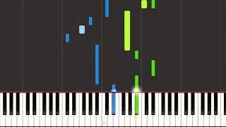 Official Piano Tutorial [Florian  Bur - Roses Tree]