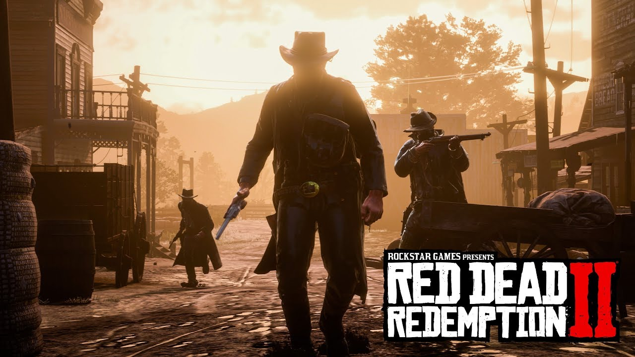 Red Dead Redemption 2: Official Gameplay Video - YouTube
