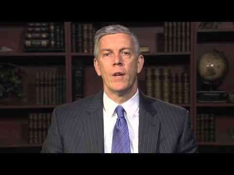 2014 STC National Forum in Harlem NYC - Welcome from Arne Duncan