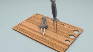 3Shaper V2 Organic Modeling: Tableware design