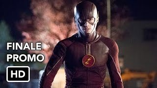 The Flash 1x23 Promo 'Fast Enough' (HD) Season Finale