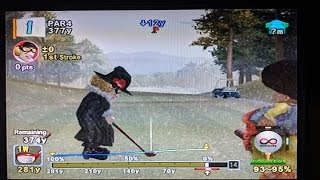 Hot Shots Golf FORE, Winter Play (LIVE)