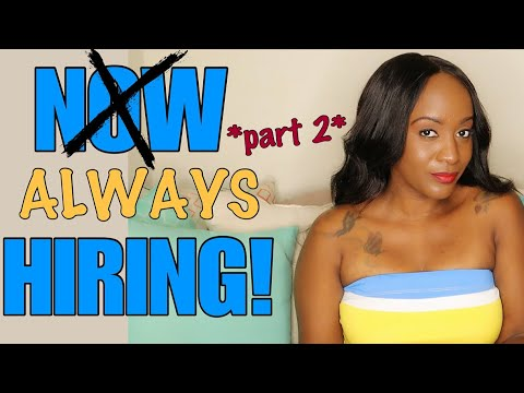 11 Work From Home Jobs That Are ALWAYS HIRING 2019/2020