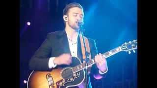 JUSTIN TIMBERLAKE - ACOUSTIC SET 2/2 - Capital Fm Summertime Ball - 09th June 2013