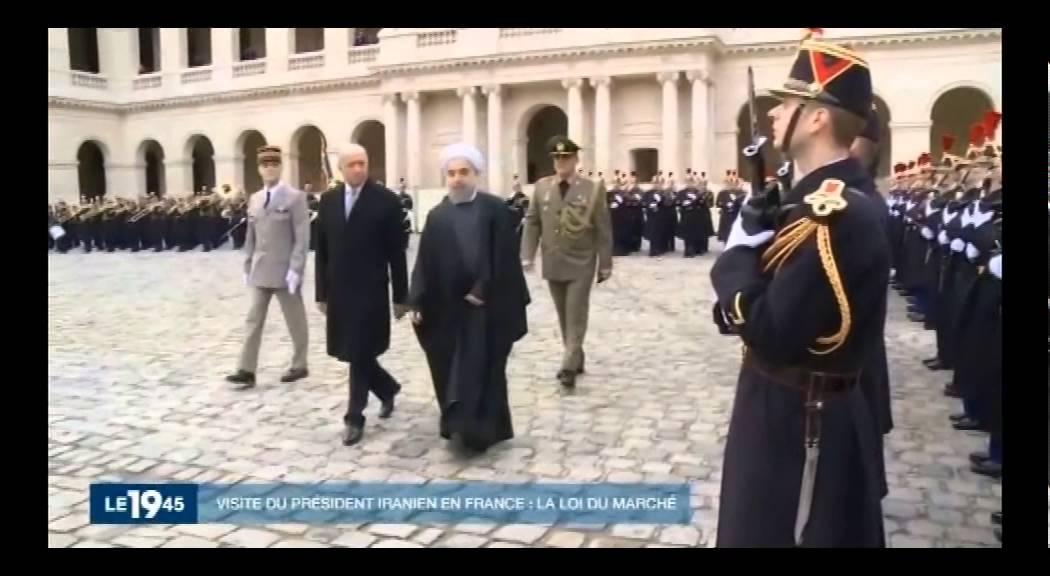 Manifestation pour dénoncer le dirigeant d'un régime qui pratique des exécutions publiques en Iran