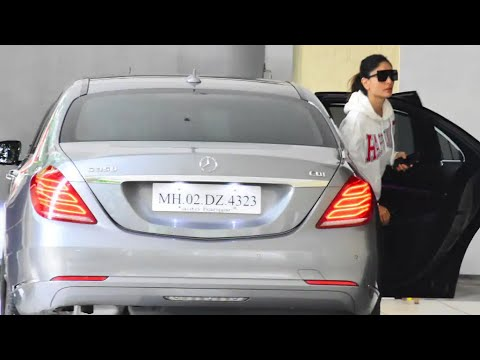 Kareena Kapoor Car Collection - YouTube