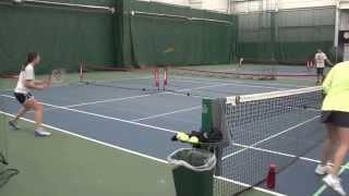 Foam Ball - Match Play Footage #1