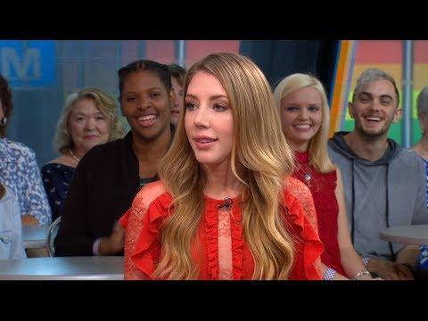 Standup comedian Katherine Ryan talks Netflix special