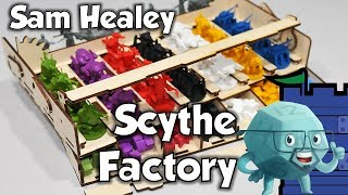 Meeple Realty: Scythe Factory Review with Sam Healey