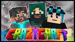 FINDING GIRLFRIEND PARADISE!! | Ep 29 | Minecraft Crazy Craft 3.0