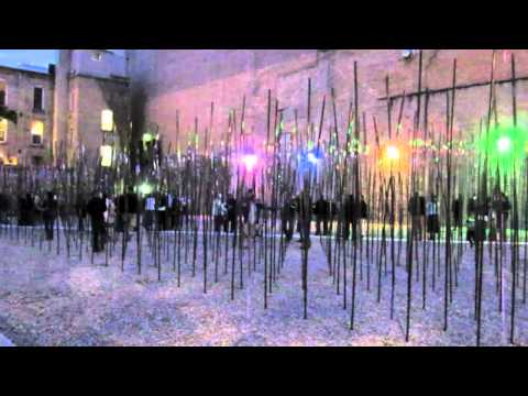 """Sway'd"" - Interactive Public Art Installation in Salt Lake City"
