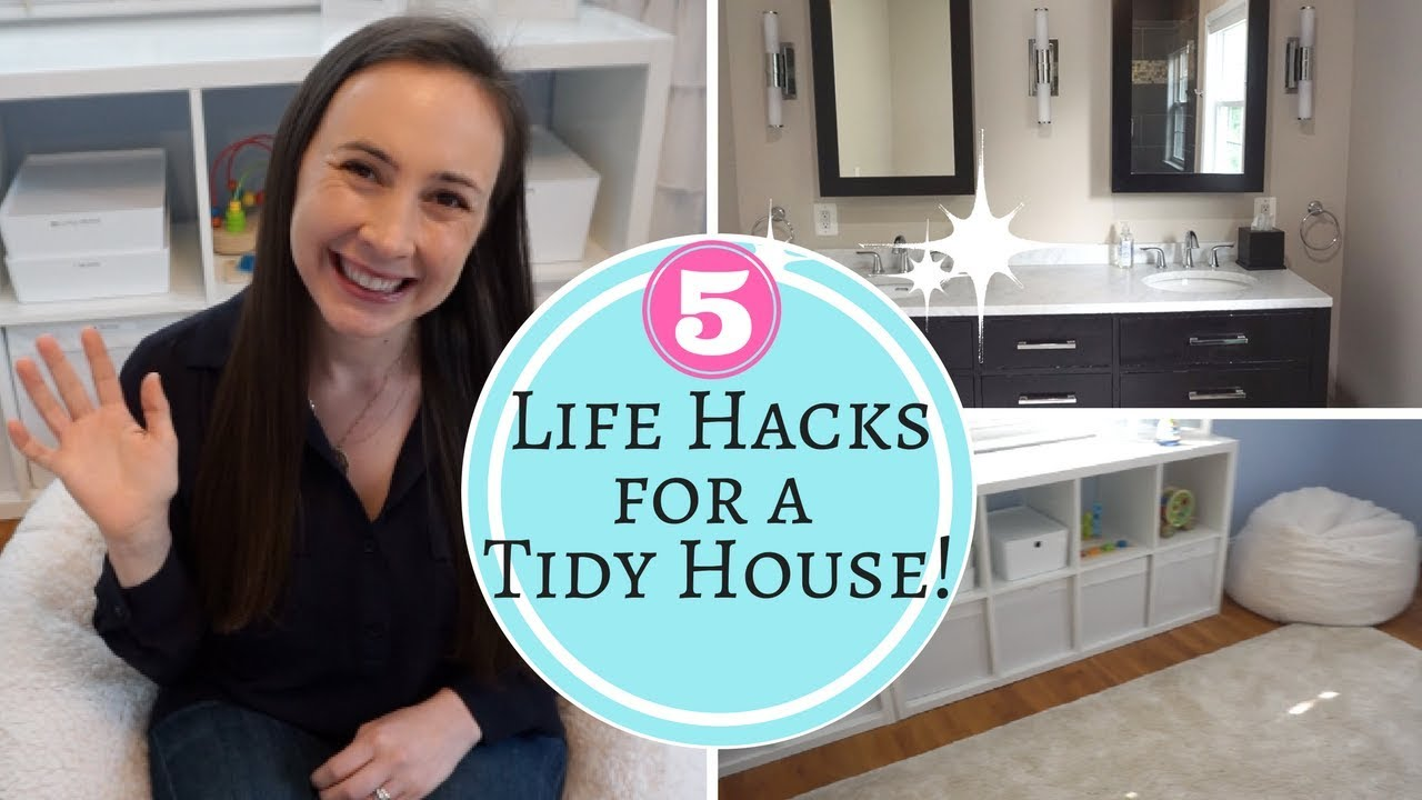 Lifehacks for the home that make you love cleaning
