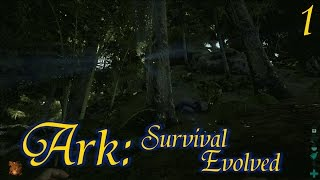 ARK : Survival Evolved #1 | Eat or be eaten!