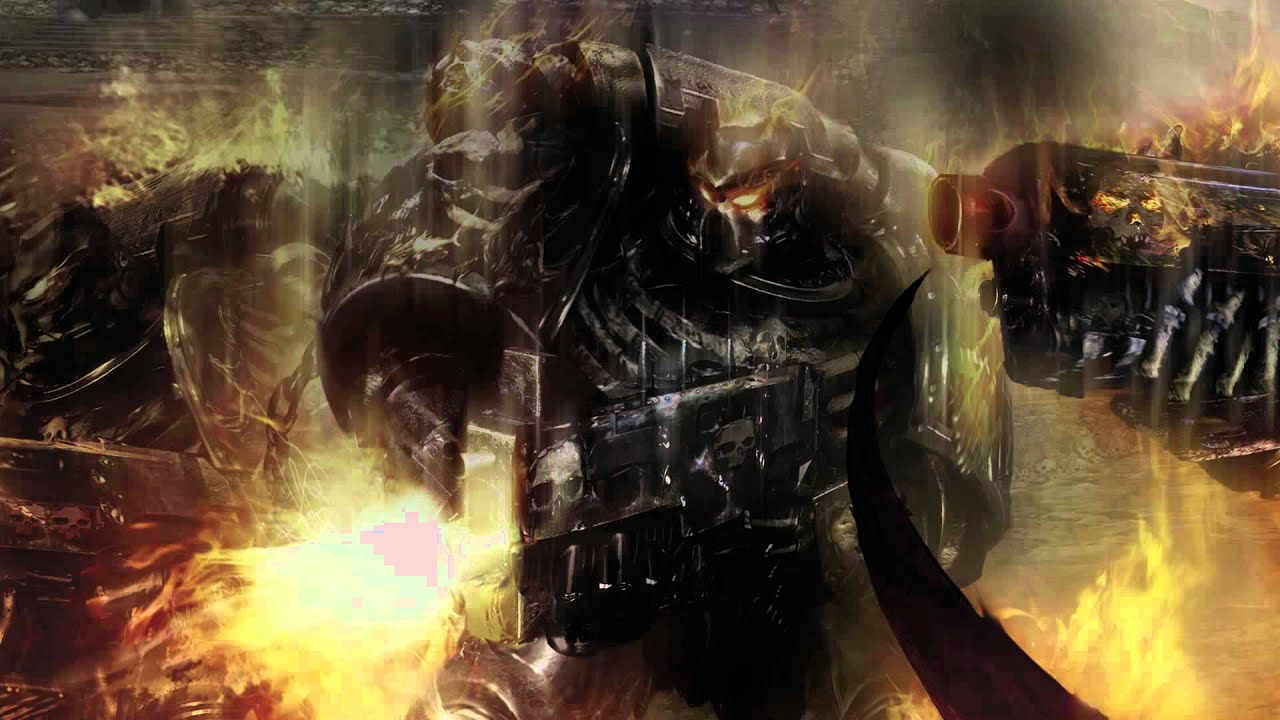 Warhammer 40,000 LEGION OF THE DAMNED Book Trailer - YouTube: www.youtube.com/watch?v=Dwaw_ZP2MlQ