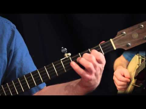 Field Sparrow - Clawhammer Banjo Lesson + Tablature