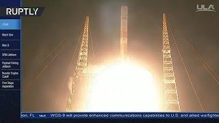 Ракета Delta IV со спутником связи для ВС США и стран союзников запущена с мыса Канаверал