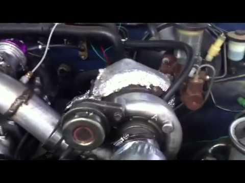 Toyota 22r blow through turbo 10 psi youtube toyota 22r blow through turbo 10 psi sciox Choice Image