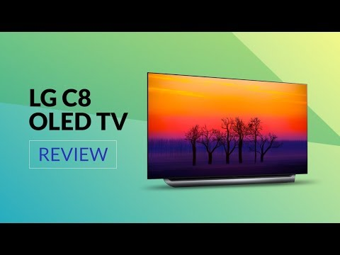 LG C8 4K HDR OLED ThinQ TV Review   Digit.in