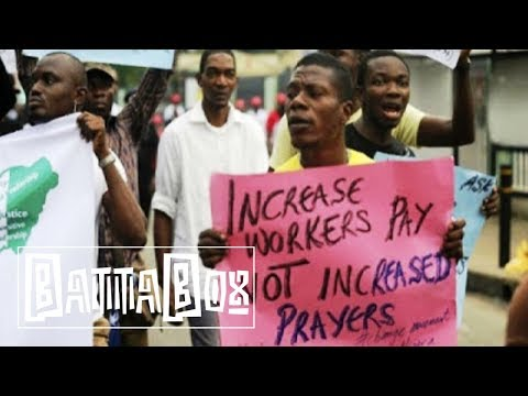 Should The Nigerian Government Increase The Minimum Wage?