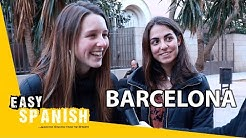 What do locals like and dislike about Barcelona? | Easy Spanish 185
