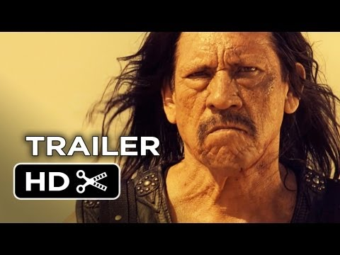 Machete Kills  Trailer #2 2013  Jessica Alba, Charlie Sheen Movie HD